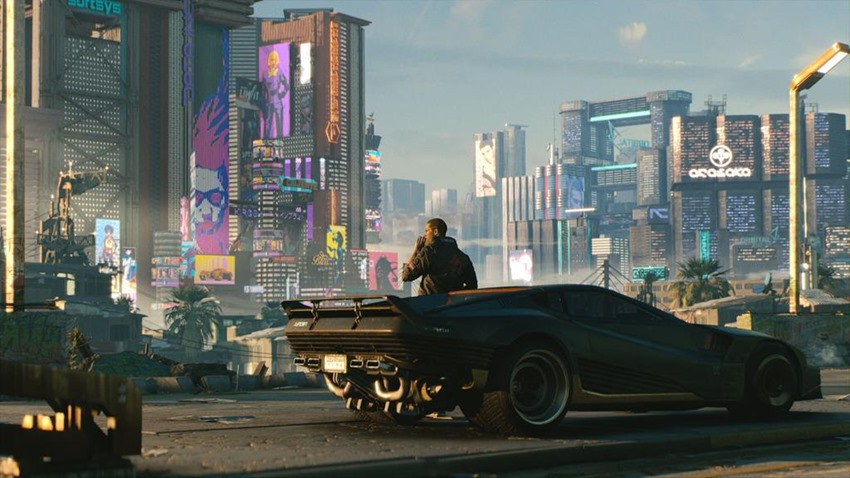 """It'll be at least two years before Cyberpunk 2077's """"triple-A"""" multiplayer launches 3"""