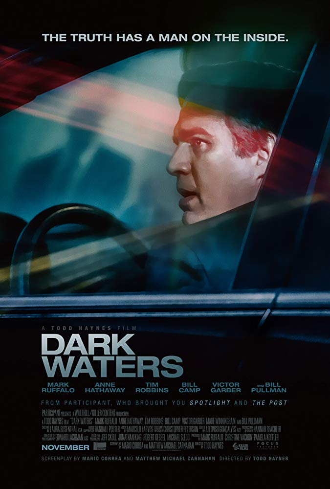 Mark Ruffalo uncovers deadly corporate greed and malfeasance in the true story-inspired drama Dark Waters 4