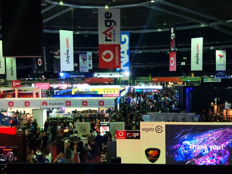 rAge Expo 2019 – Soldiering on with its focused identity and offering, for now 47