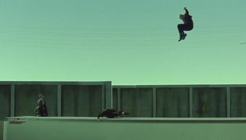 Matrix fights (2)