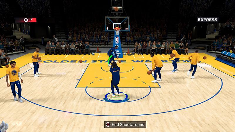 NBA2K20 Review -  Swish 29