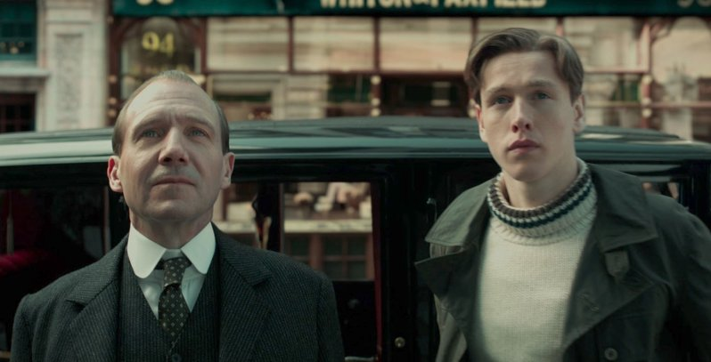 This new trailer for The King's Man is armed and ready to fight a war 3