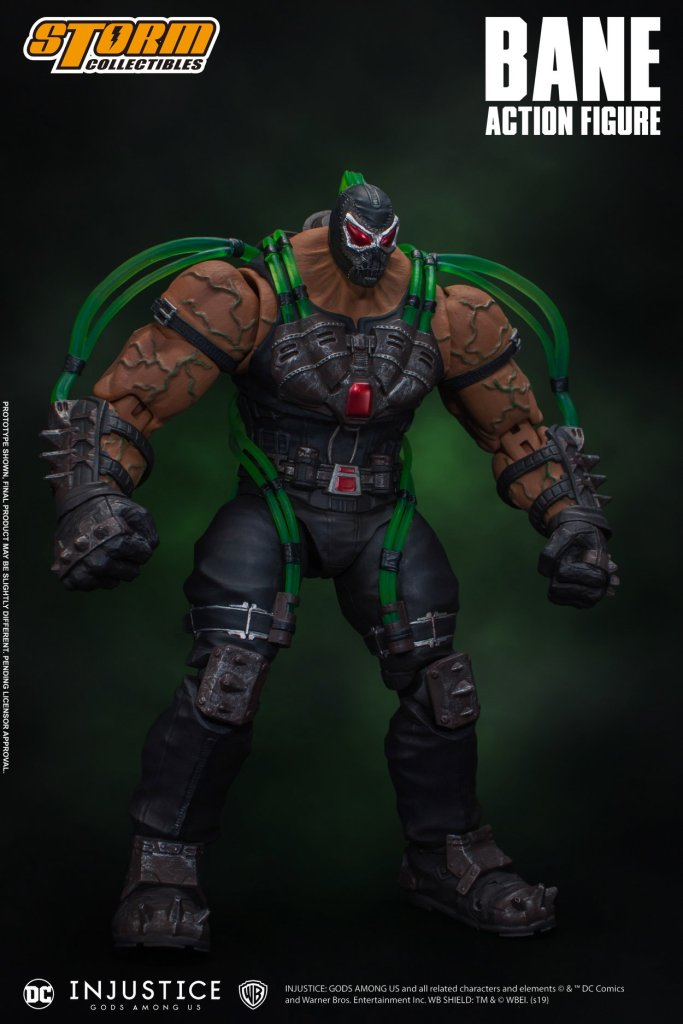 Storm Collectibles Bane is ready to break the bat once again 20