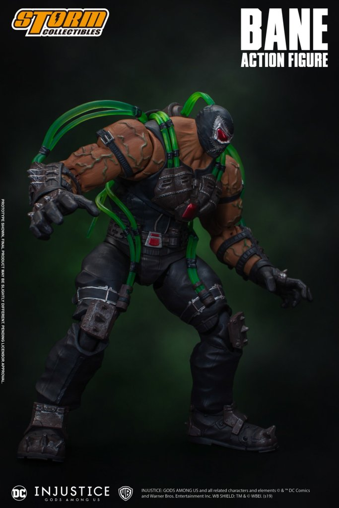 Storm Collectibles Bane is ready to break the bat once again 24