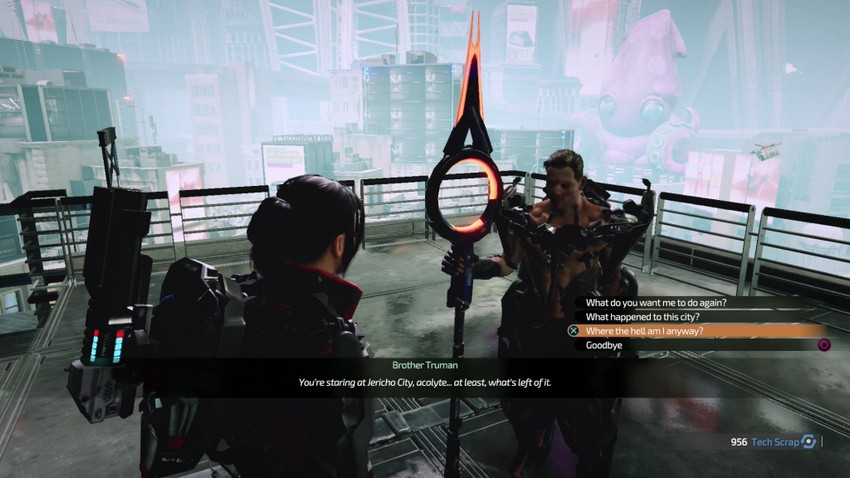 The Surge 2 Review: Slice, Dice and Ever So Nice 6