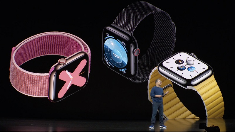 The Apple Watch 5 to feature an always-on display 6