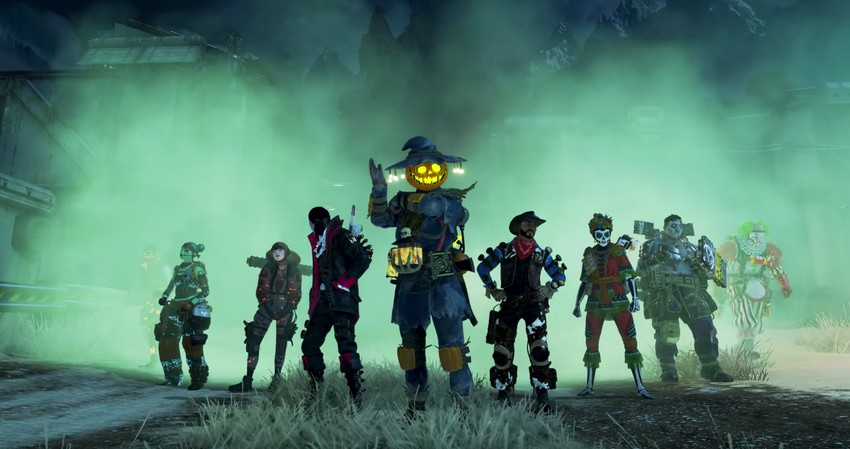 Apex Legends' Halloween event kicks off tonight - watch the launch trailer! 2