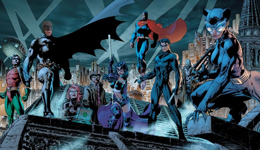 Bat-D-Family