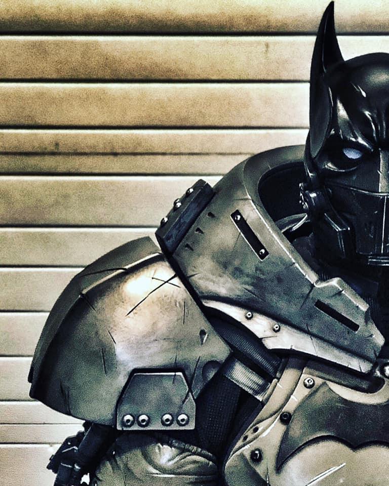 Behold a Batman cosplay so good, it's XE-cellent 12
