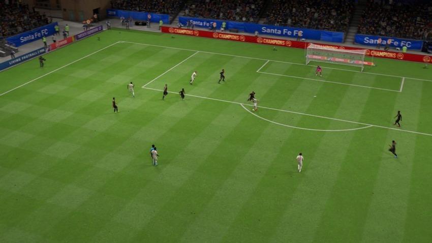 FIFA 20 FUT Batailles en équipe 1-2 FUT V FUT, 1re mi-temps HE
