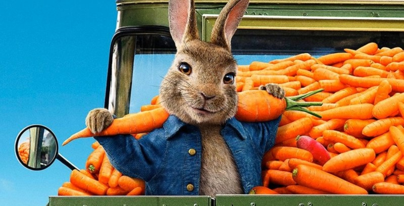 Peter has decided to run away in this trailer for Peter Rabbit 2 3