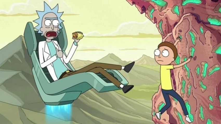 Rick and Morty S4 gets a release date in crazy new trailer 2