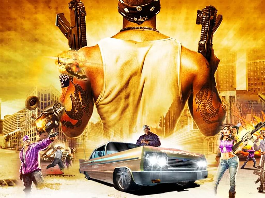 Saints Row 2 (2)