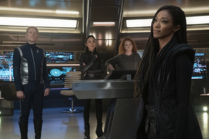 NYCC: New trailers for Picard, Star Trek: Discovery show off old friends, new future 4