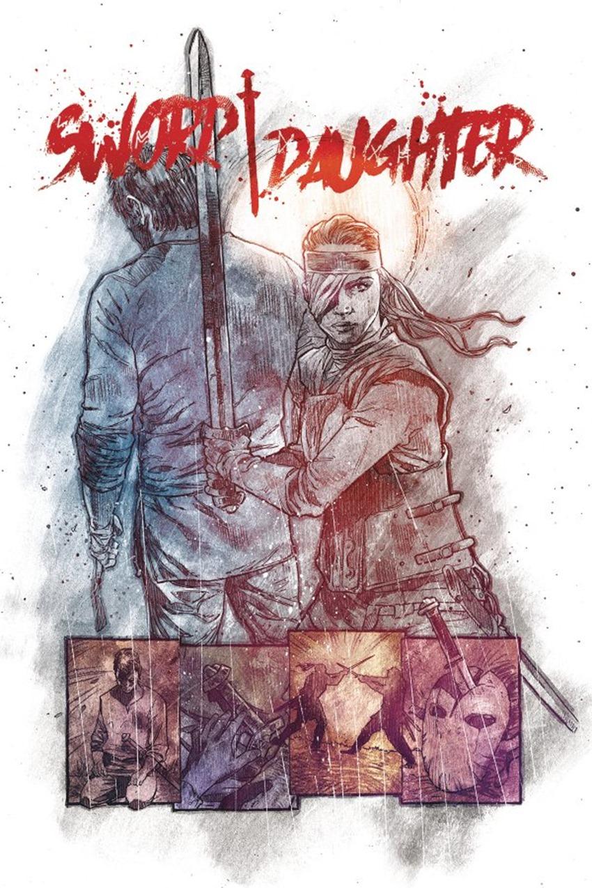 Sword Daughter #9