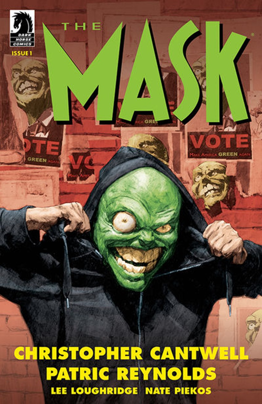 The Mask I Pledge Allegiance to the Mask #1
