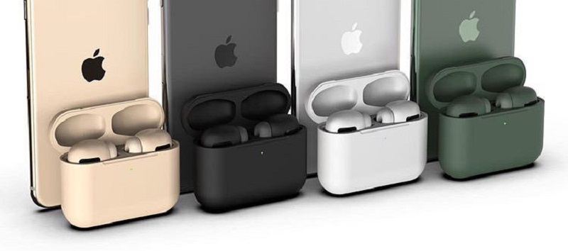 Apple announced new noise-cancelling AirPods Pro for October 30th release 6