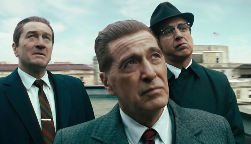 Netflix is having a tough  time releasing The Irishman into certain theatres 4
