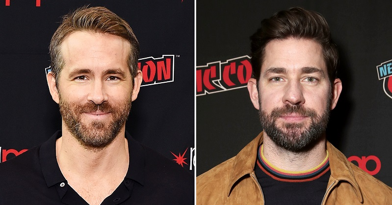 Ryan Reynolds and John Krasinski to team up for new comedy Imaginary Friends 3