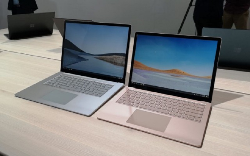 Microsoft unveils updated Surface devices 10