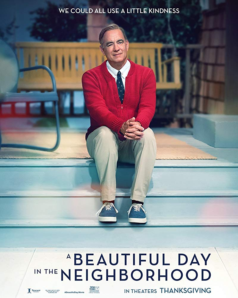 Tom Hanks brings some kindness into your life in A Beautiful Day in the Neighborhood 4