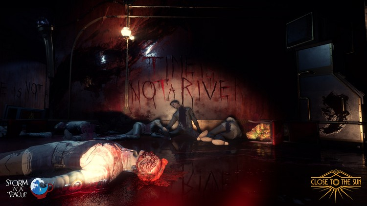 Close to the Sun review: Scratches that BioShock itch 7
