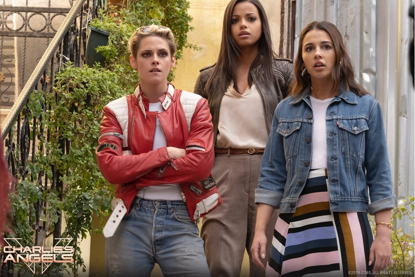 Local weekend box office - Charlie's Angels flutters to the top 2
