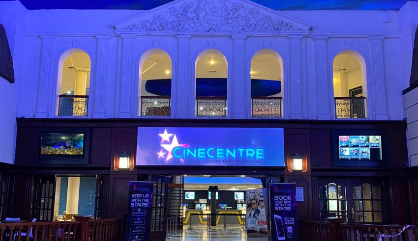 A cinema icon has returned to Cape Town! Win tickets for the new CineCentre at GrandWest 5