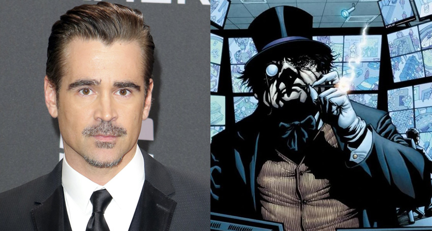 You won't see too much of Colin Farrell's Penguin in The Batman 4