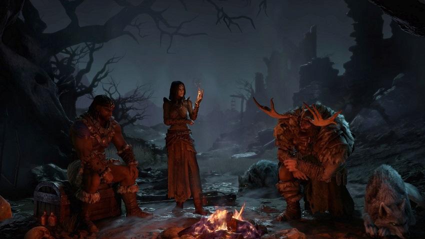 Feast your eyes on 19 new horror-infused screenshots of Diablo 4 21