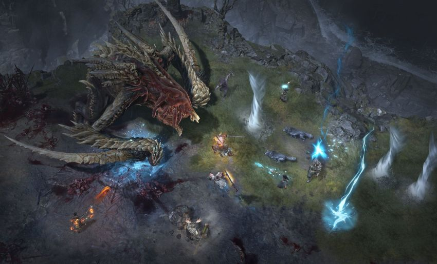 Feast your eyes on 19 new horror-infused screenshots of Diablo 4 29