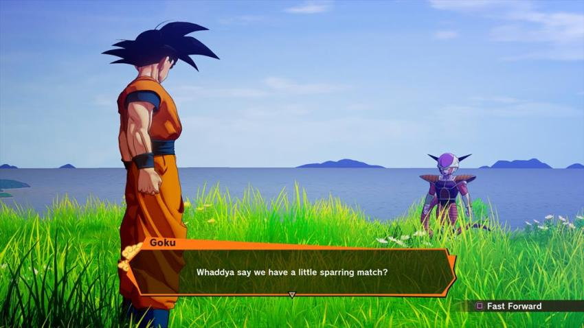 Dragon Ball Z: Kakarot will allow you to revive powerful enemies using the Dragon Balls and darn it Goku you idiot don't do that 11