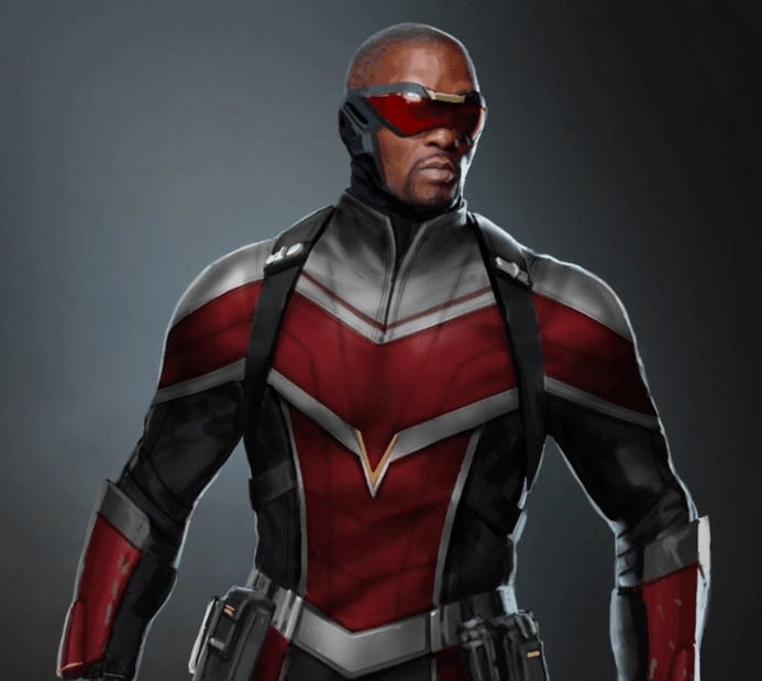 "Anthony Mackie says Falcon & Winter Soldier is a ""six or eight-hour movie"" 8"