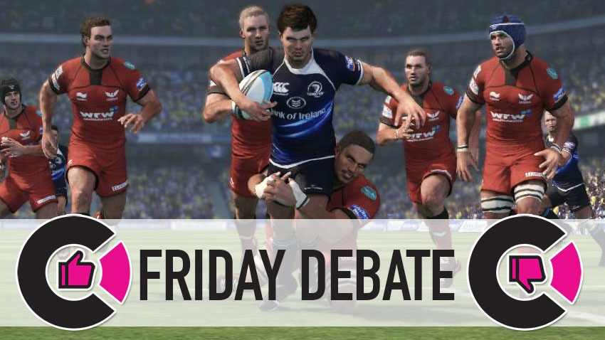 Friday Debate How Would You Design The Perfect Rugby Video Game