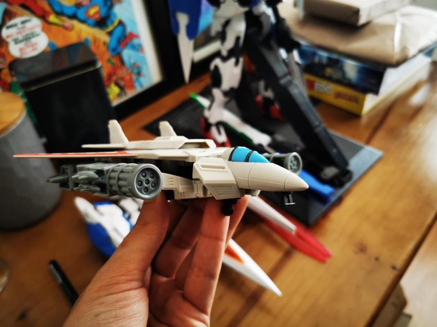 Transformers Cyberverse Spark Armour Optimus Prime Review 26