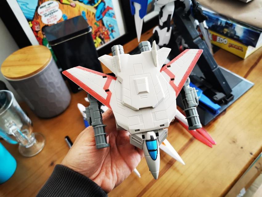 Transformers Cyberverse Spark Armour Optimus Prime Review 27