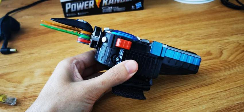 Power Rangers Beast X-Morpher Review – Unleash the beast 16