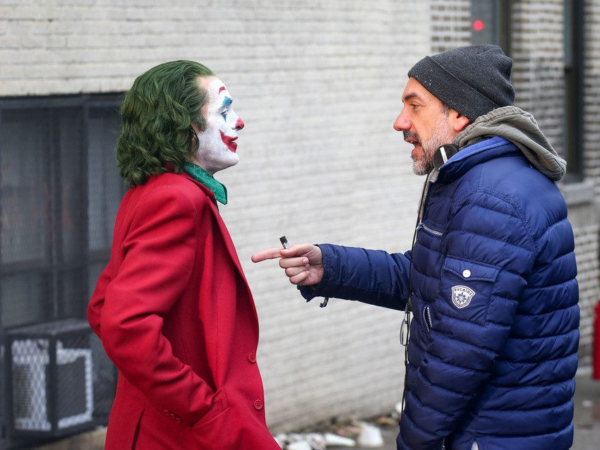 Writer/director Todd Phillips confirms no Joker sequel in the works 4