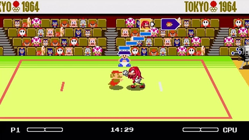 Mario Sonic Olympic Games (10)