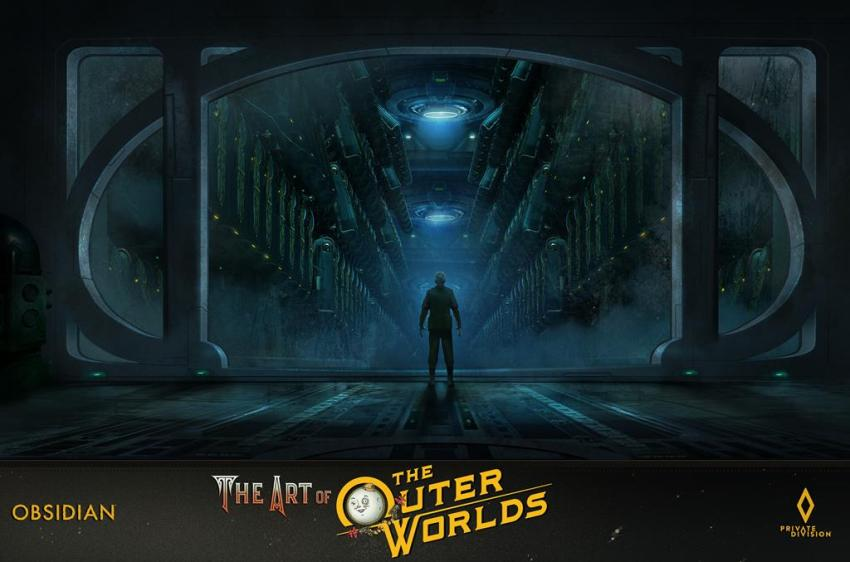 The art of The Outer Worlds 141