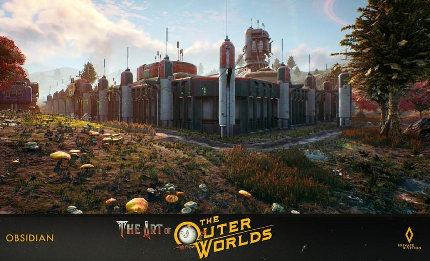 The art of The Outer Worlds 124