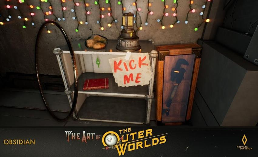 The art of The Outer Worlds 170