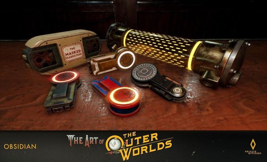 The art of The Outer Worlds 172
