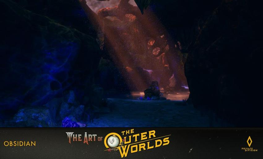 The art of The Outer Worlds 98