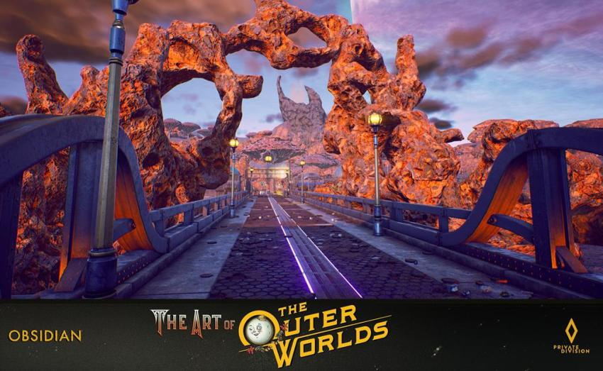 The art of The Outer Worlds 97