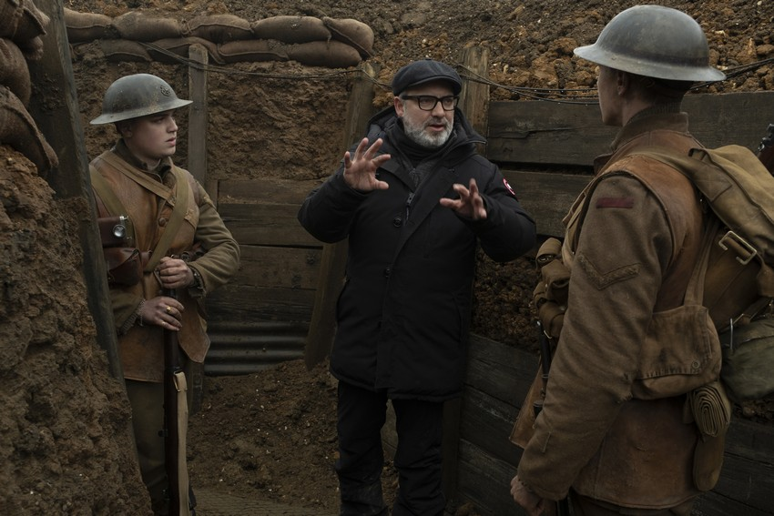 Extended featurette for 1917 shows the origins and making of the best movie you won't see this year 4