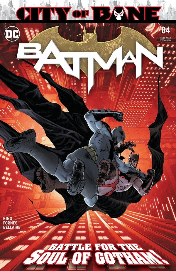 The Best comic book covers of the week - 02 December 2019 36