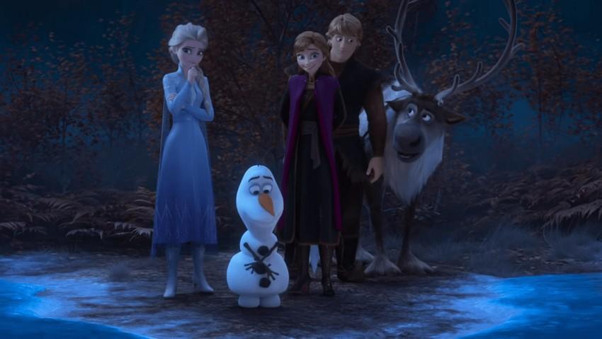 Local weekend box office - Frozen II ignites slow box office 3