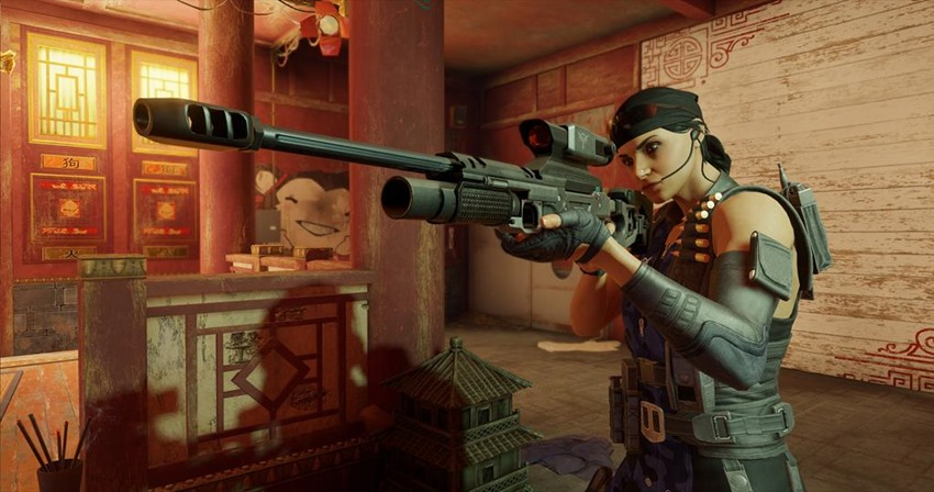 Rainbow Six Siege Operation Shifting Tides Ends Ubisoft S Tactical Shooter On A High Note For 2019