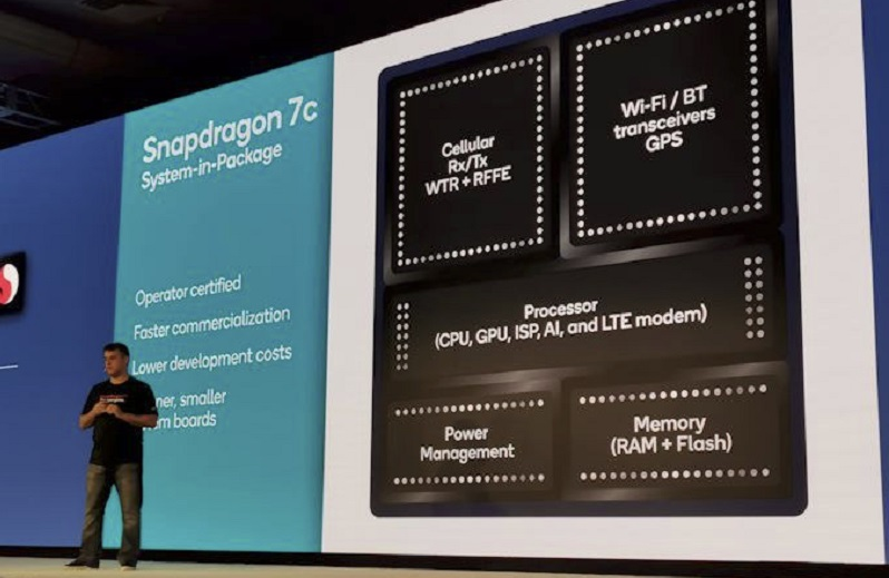 Qualcomm releases two new processors to expand their reach into the laptop market 4